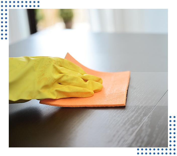 Over Schoonmaakbedrijf Prostar Cleaning