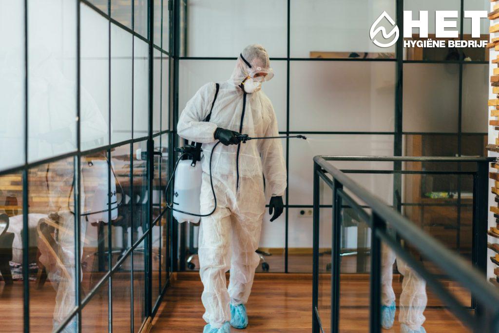 Antibacteriële coating